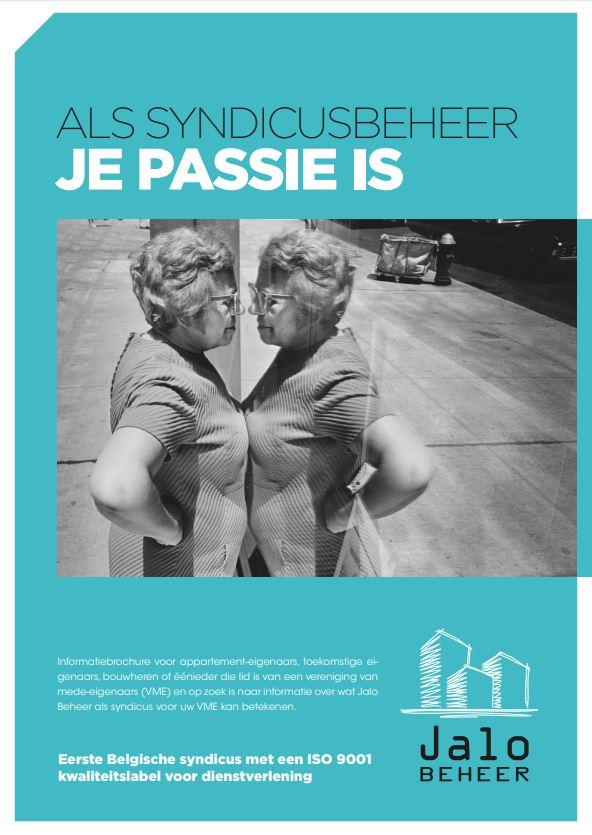 Informatiefolder over mede-eigendom - Jalo Beheer